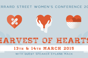 ​On the 13th and 14th of March 2015 we will be having a Women's Conference here at Gerrard Street Baptist Church. We will be welcoming Sylane Mack from Pennsylvania to share […]