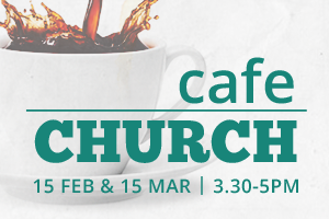 At Cafe Church we come together in a fun, friendly, cafe style format to listen to music, chat, eat cake and reflect on a specific theme in the context […]